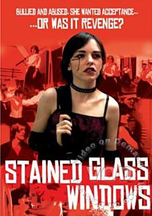 Stained Glass Windows Box Cover