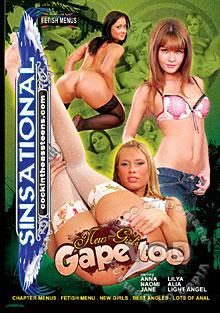 New Girls Gape Too