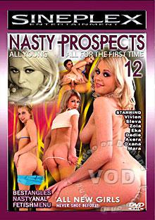 Nasty Prospects 12 Box Cover