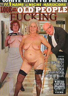 Look At The Old People Fucking Box Cover