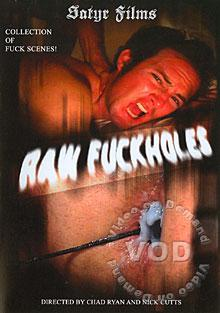 Raw Fuckholes Box Cover