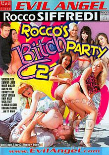 Rocco's Bitch Party 2 Box Cover