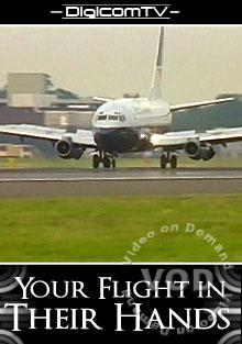 Your Flight In Their Hands Box Cover
