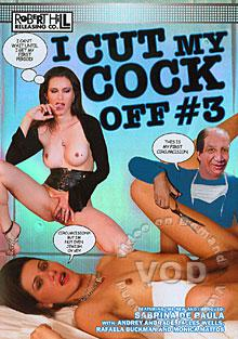 I Cut My Cock Off #3 Box Cover