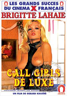 Luxury Call Girls (French Language) Box Cover