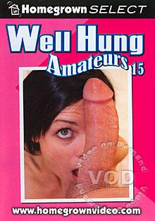 Well Hung Amateurs 15 Box Cover