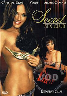 Secret Sex Club Box Cover