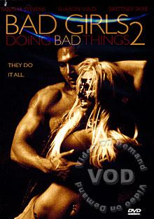 Bad Girls Doing Bad Things 2 Box Cover