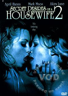 Secret Desires Of A Housewife 2 Box Cover