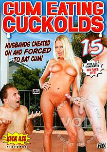 Cum Eating Cuckolds 15 Box Cover