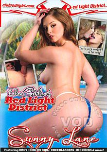 The Girls Of Red Light District - Sunny Lane Box Cover