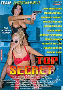 Top Secret Box Cover