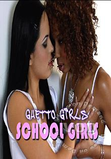 Ghetto Girls: School Girls Box Cover