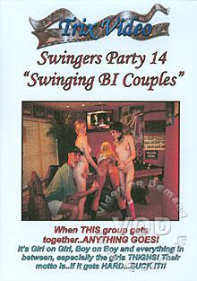 Swingers Party 14 - Swinging BI Couples Box Cover