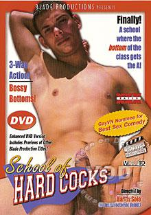 School Of Hard Cocks Box Cover
