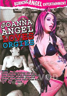 Joanna Angel Loves Orgies Box Cover