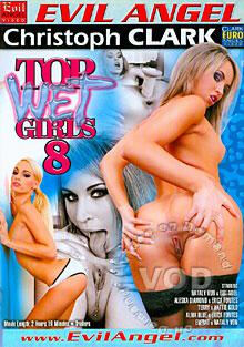 Top Wet Girls 8 Box Cover