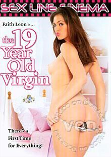 The 19 Year Old Virgin Box Cover