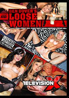 Ben Dover's Loose Women Box Cover