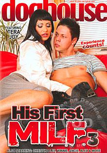 His First MILF 3 Box Cover