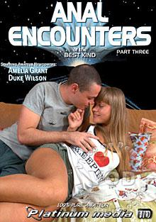 Anal Encounters Of The Best Kind - Part 3
