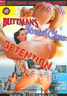 Buttman's Stretch Class: Detention Box Cover