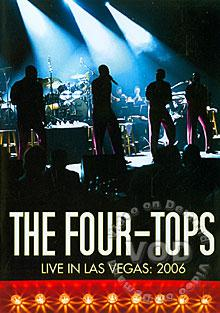 The Four-Tops: Live In Las Vegas (760137519294)