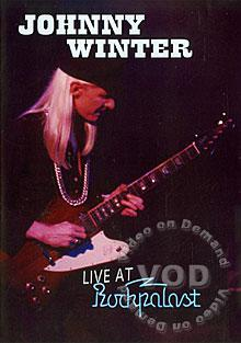 Johnny Winter: Live At Rockpalast (760137518495)