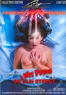 A Wet Dream On Elm Street Box Cover