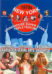 School For The Sexual Arts - Remastered Grindhouse Edition