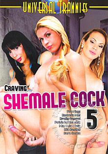 Craving Shemale Cock 5