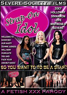 Strap-On Idol: A Fetish XXX Parody Box Cover