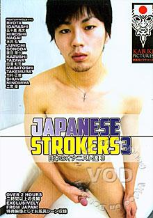 Japanese Strokers 3 Box Cover