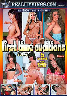 First Time Auditions vol. 2