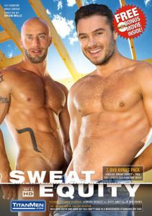 Sweat Equity Box Cover
