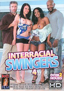 Interracial Swingers 4 Box Cover
