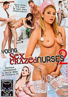Young Sex Crazed Nurses 2 Box Cover