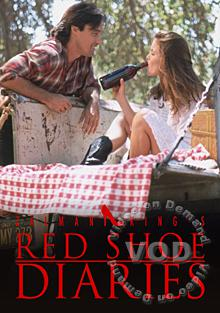 RED SHOE DIARIES: Picnic Box Cover