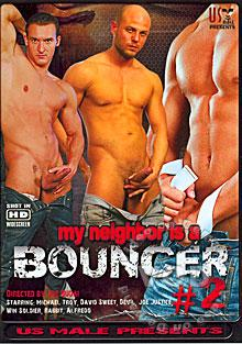 My Neighbor Is A Bouncer #2 Box Cover