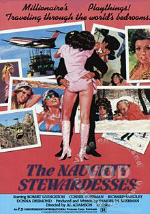The Naughty Stewardesses Box Cover