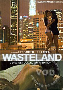 Wasteland (Disc 1) Box Cover