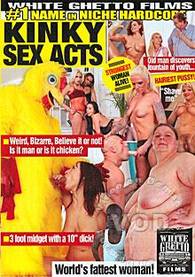 Kinky Sex Acts Box Cover