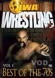 IWA Wrestling Vol. 1 - Best Of The 70s