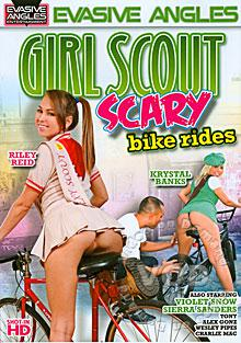 Girl Scout Scary Bike Rides Box Cover - Login to see Back