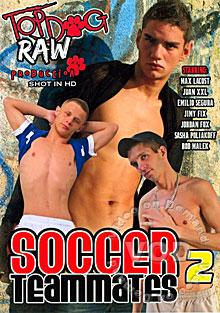 Soccer Teammates 2 Box Cover