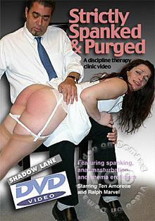 Strictly Spanked & Purged Box Cover