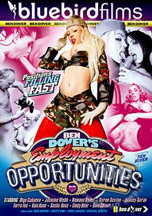 Ben Dover's Employment Opportunities Box Cover