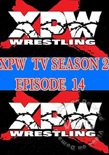 XPW TV Season 2 - Episode 14 Box Cover