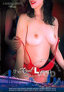 The Real L Word XXX - San Francisco Edition Box Cover