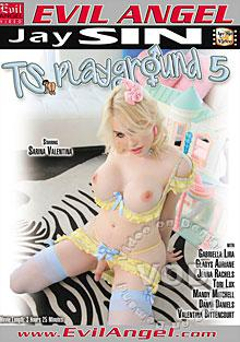 TS Playground 5 Box Cover
